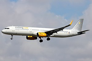 Vueling - Vueling Airbus A321-200