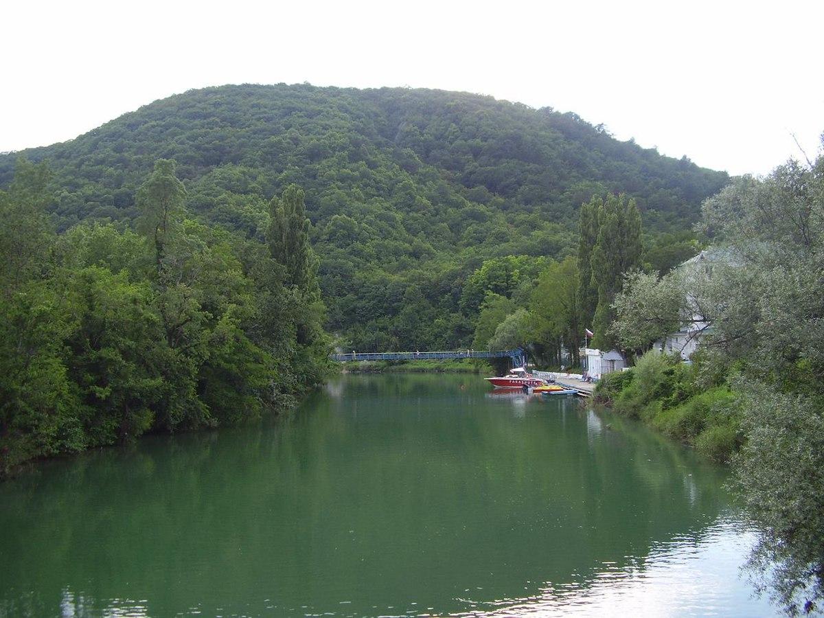 Image result for The Vulan River in Arkhipo-Osipovka,