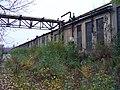 Vysočany, ruiny továrny Praga (05).jpg