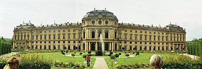 Lista del Patrimonio Mundial. 400px-Würzburg_Residenz