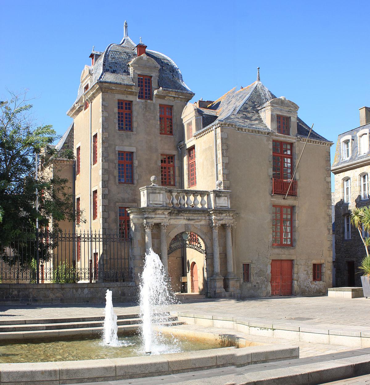 Hôtel D'Aiguillon (Le Croisic)