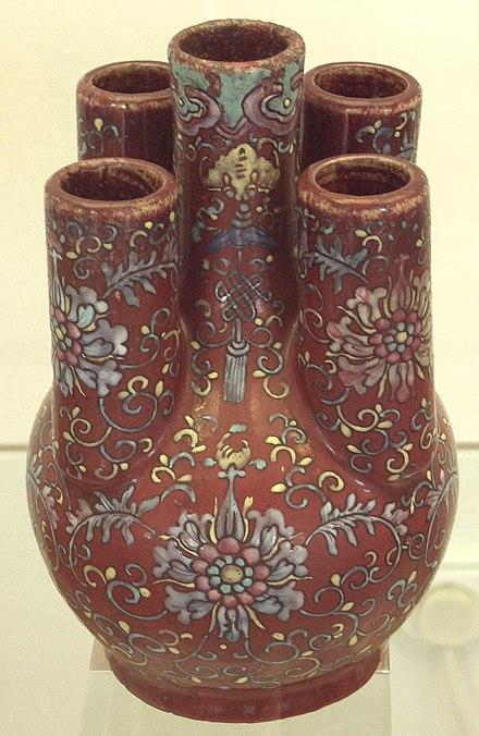 Thermolumineszenz Datierung chinesischer Keramik Groningen datiert