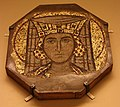 WLA vanda Head of Saint Catherine mosaic Baptistery of San Marco.jpg