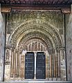 WLM14ES - Portada en el Monasterio de Leyre - alepheli.jpg