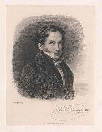 Bad Säckingen - Karl Agricola before 1834
