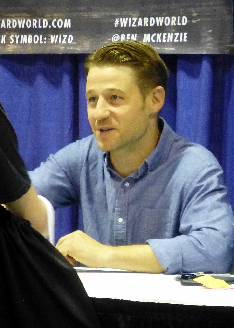 WW Chicago 2015 - Ben McKenzie 01 (20861231919)