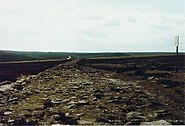 Wades Causeway in 1984 (geograph 3268356)