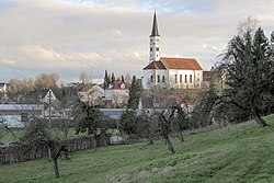 Waldstetten (Kreis Günzburg), Pfarrkirche.jpg