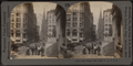 Wall Street, New York, U.S.A.(street scene, Trinity Church in background), from Robert N. Dennis collection of stereoscopic views.png