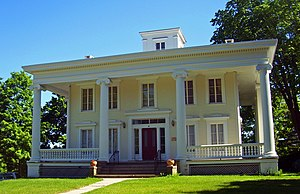 National Register of Historic Places listings in Putnam County, New York - Image: Walter Brewster House