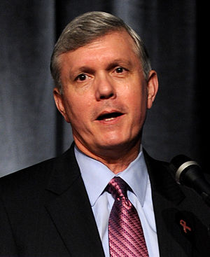 North Carolina lieutenant gubernatorial election, 2008 - Image: Walter Dalton