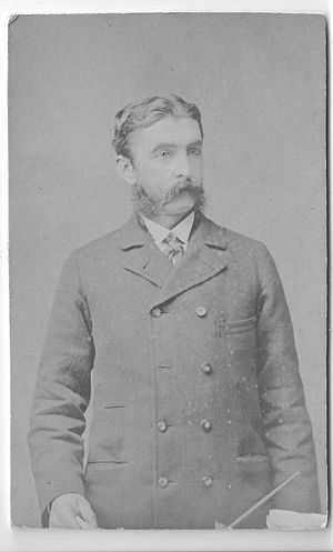 Walter Pilliet - Walter Pilliet in his 30s