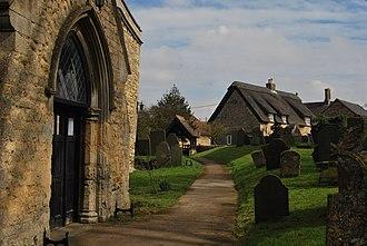 Waltham on the Wolds - Image: Waltham St Marys Churchyard