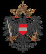 Wappen Österreichische Länder 1915 (Klein)