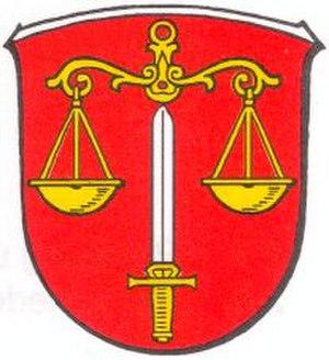 Wiesbaden-Breckenheim - Image: Wappen Breckenheim