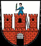 Das Wappen von Dahme/Mark
