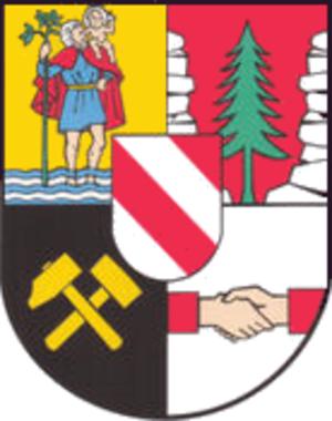 Hohenstein-Ernstthal - Image: Wappen Hohenstein Ernstthal