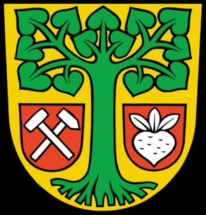 Rüdersdorf - Image: Wappen Ruedersdorf bei Berlin