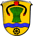 Coat of arms of the community of Schrecksbach
