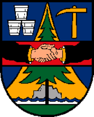 Ebensee - Image: Wappen at ebensee