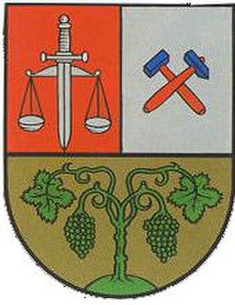 Fell, Rhineland-Palatinate - Image: Wappen fell mosel