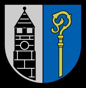 Stommeln - Image: Wappenpulheim