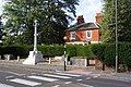 War memorial, Horsell - geograph.org.uk - 45601.jpg