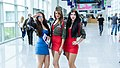 Wargaming.net promotional models at Gamescom 2012 - Cologne, Germany.jpg