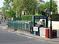 Warwick Avenue tube station, eastern entrance - geograph.org.uk - 574318.jpg