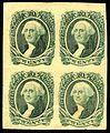 Washington CSA Blk4 20c 1863 issue.JPG