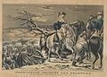 Washington Crossing the Delaware–Evening Previous to the Battle of Trenton, December 25th, 1776 MET DP853572.jpg