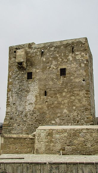 Pyla - Medieval watchtower in Pyla