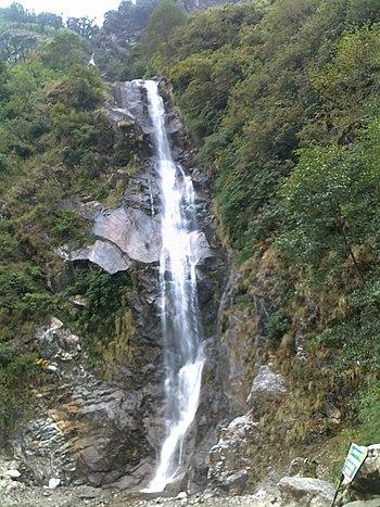 Water Fall ,Gangtok 08.jpg