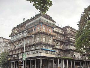 Kala Ghoda - Watson's Hotel in Kala Ghoda.