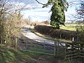 Way across the road - geograph.org.uk - 1726213.jpg