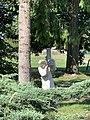 Wayside shrines in Dąbrówka (powiat janowski), Poland, 2019, 04.jpg