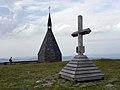 Wechsel - Gipfelkreuz Hochwechsel mit Kapelle.jpg