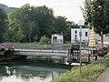 Wehranlage Brücke über den Limmat Kraftwerkskanal, Untersiggenthal AG 20180910-jag9889.jpg