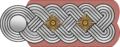 Wehrmacht Heer Colonel insignia horizontal