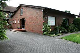 Weidenweg in Leer (Ostfriesland)