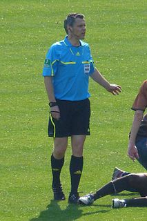 Michael Weiner (referee) German referee