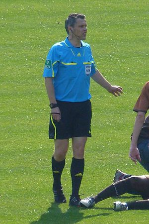 Michael Weiner (referee) - Weiner in 2011