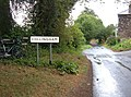 Welcome to Collingham - geograph.org.uk - 212682.jpg