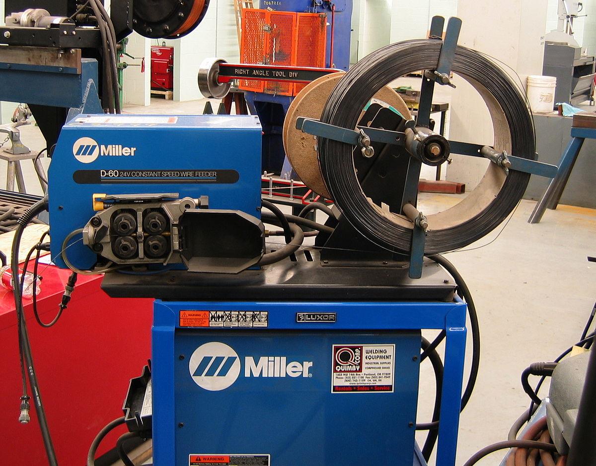 Miller Welder Wire Feeder