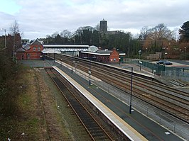 Wellington (Shropshire) Railway Station-27Jan2008.JPG
