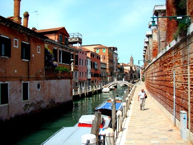Wenecja, kanał wodny (Aw58TF)