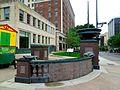 West Washington Ave Fountain 2 - panoramio.jpg