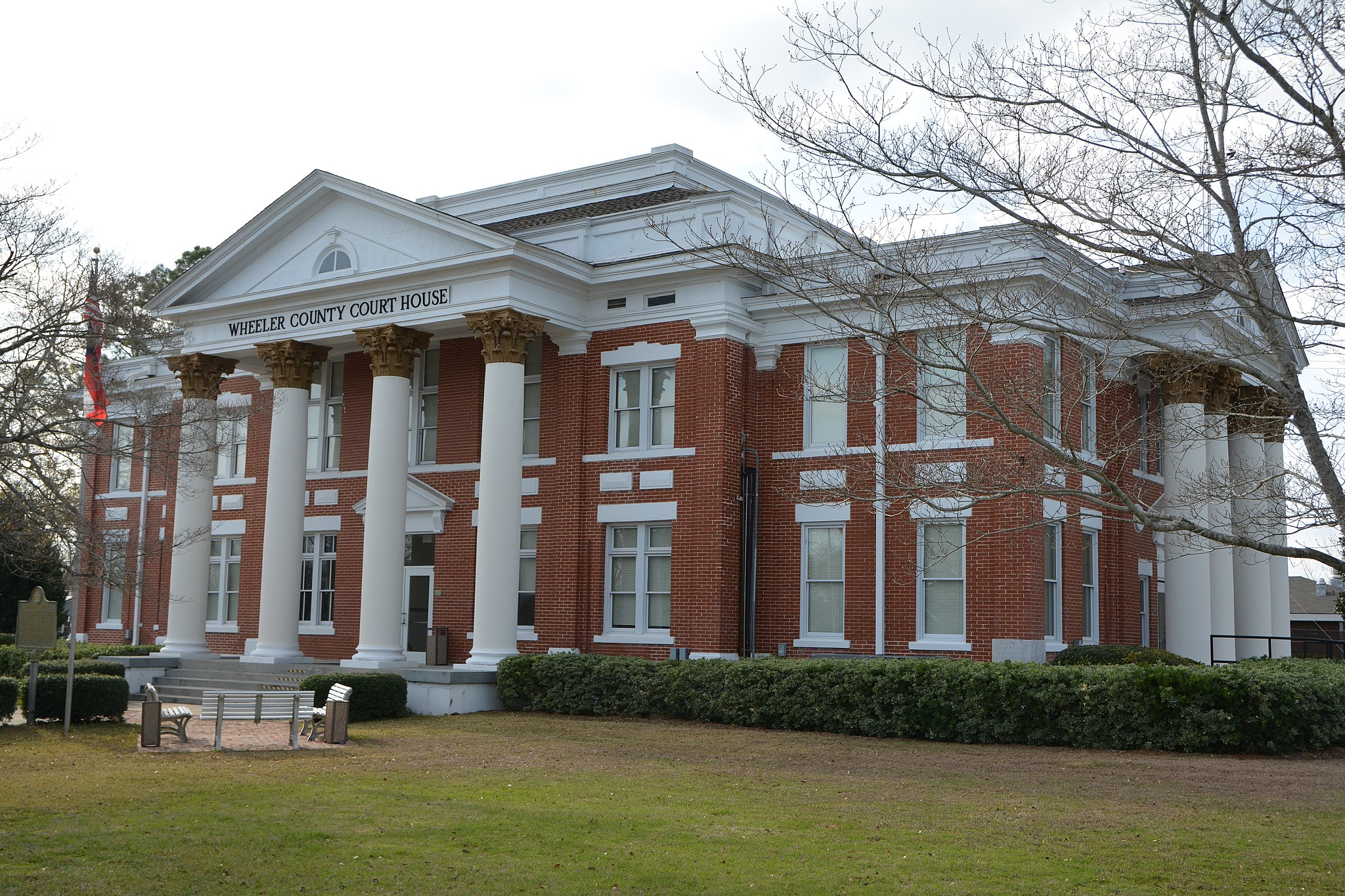 Wheeler County Courthouse, Alamo, GA, US (17)