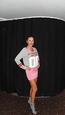 Whigfield at Heaven, G-A-Y, October 2013 - photo 1.JPG