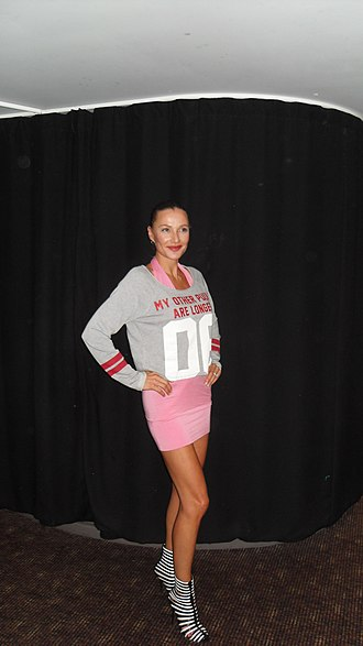 Whigfield - Whigfield in October 2013.